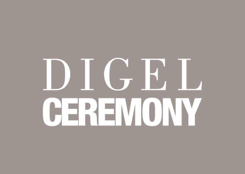 digel ceremony logo
